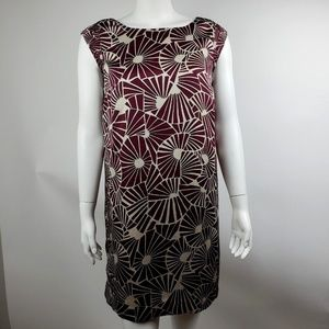 The Limited Purple Sleeveless Dress Size Small